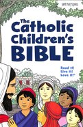 The GNB Catholic Children's Bible (2nd Ed) Paperback