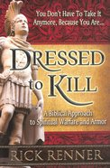 Dressed to Kill eBook