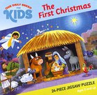Jigsaw Puzzle: First Christmas, The, 24-Pieces Box