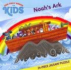 Jigsaw Puzzle: Noah's Ark, 24-Pieces
