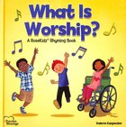 What is Worship? (Precious Blessings Series) Hardback