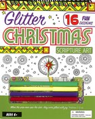 Glitter Christmas Scripture Art:16 Fun Designs