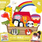 My First Bible Stories Canvas and Book