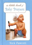 Little Book of Baby Prayers Hardback