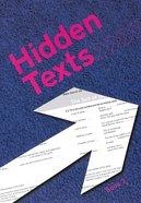 Hidden Texts (KJV) (#03 in Hidden Texts Series)