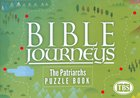 The Patriarchs (#01 in Bible Journeys Puzzle Book Series) Paperback