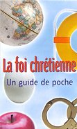 Christianity: A Pocket Guide (French) Booklet