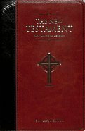 New Catholic Version St. Joseph Edition New Testament Brown Imitation Leather