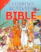 Children's Activity Bible (7+ Years) Paperback