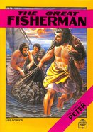 Bsc Comic: The Great Fisherman (Story Of Peter) Paperback