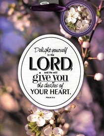 Gift Bag Medium: Delight Yourself in the Lord