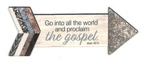 Pathway Magnets: Go Into All the World and Proclaim the Gospel (Mark 16:15)