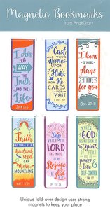 Bookmark Magnetic: I Am the Way, the Truth and the Life..... (Set Of 6)