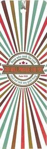 Tassel Bookmark: God Will Provide For You