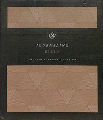 ESV Journaling Bible Timeless (Black Letter Edition)