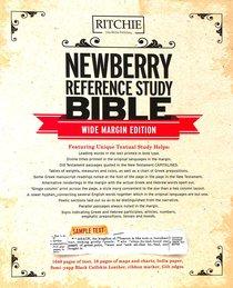 KJV Newberry Reference Bible