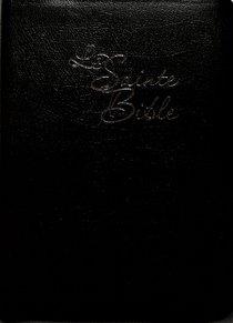 French Bible Large Print Segond