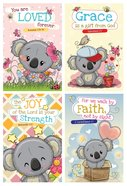 Notepad Set of 4: Koala Bear Series Stationery