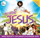 2019 Kids Calendar: My Friend Jesus