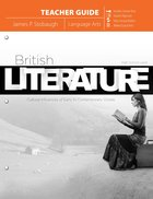 British Literature (Teacher) Paperback