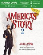 America's Story (Volume 2) (Teacher Guide) Paperback