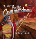 The Story of the Ten Commandments (With Cd) Hardback