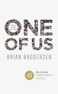 When God Became One of Us Devotional Paperback