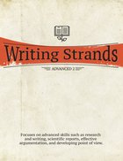 Writing Strands: Advanced 2 (Writing Strands Series) Paperback