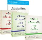 Comparative Religions: World Religions & Cults 1, 2 & 3; Comparative Religions (Teachers Guide) (Curriculum Pack) Pack