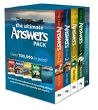 The Ultimate Answers Pack (Includes New Answers Book 1-4 And Flood Of Evidence)