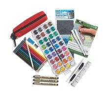 Illuminated Journaling: Foundations Bible Journaling Kit