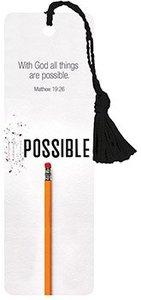 Tassel Bookmark: Possible
