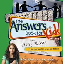 Answers Book For Kids #03: God and the Bible