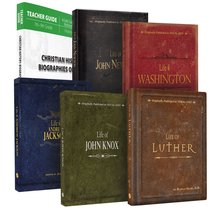 Christian History: Biographies of Faith (Parent Lesson Planner)