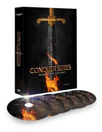Conquer #01: The Battle Plan For Purity (6 Dvd Set)