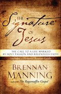 The Signature of Jesus Paperback