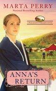Anna's Return (#03 in Pleasant Valley Series) Mass Market