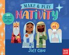 Make and Play: Nativity (20-piece Jigsaw, Plus Songs & Activities)