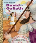 David and Goliath (Little Golden Book Series) Hardback