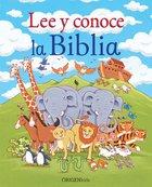 Lee Y Conoce La Biblia (The Lion Easy-read Bible) Hardback