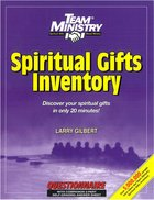 Team Ministry Spiritual Gifts Inventory, Classic Edition, Adult English: Discover Your Spiritual Gifts in Only 20 Minutes!