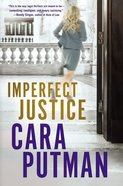 Imperfect Justice (#02 in Hidden Justice Series) Paperback