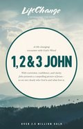 1,2 & 3 John (Lifechange Study Series) Paperback