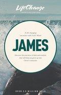 James (Lifechange Study Series) Paperback