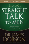 Straight Talk to Men Paperback