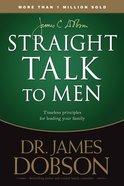 Straight Talk to Men Paperback