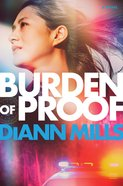 Burden of Proof Hardback