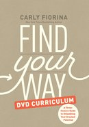 Find Your Way (Dvd Curriculum) DVD