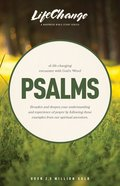 Psalms (Lifechange Study Series) Paperback