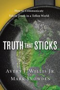 Truth That Sticks Paperback
